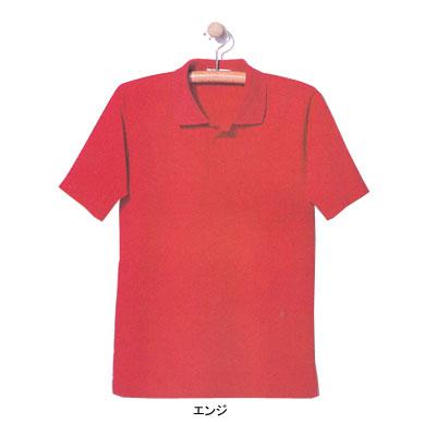 ジーベック 6100 半袖ポロシャツ カノコ 綿55%・ポリエステル45% イージーケア 伸縮素材 帯電防止素材 形態安定加工 抗菌防臭加工