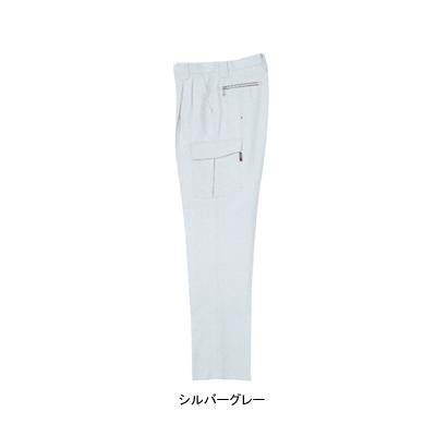作業着 作業服 ジーベック 1243 ツータックラットズボン W105~W120 作業服から事務服まで総アイテム数10万点以上綺麗で丁寧な刺しゅう職人の店OkwZlPXuiT