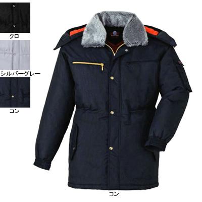 ジーベック 881 防寒コート [表]ポリエステル100%(ドビー)、[裏]立体キルティング・ポリエステル100%、[中綿]ポリエステル100%