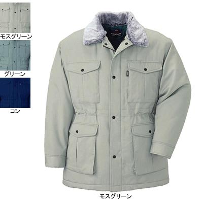 作業着 作業服 ジーベック 991 コート L・モスグリーン61