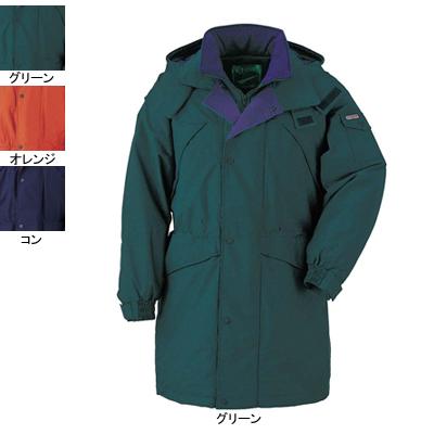 作業着 作業服 ジーベック 531 コート 4L・グリーン60
