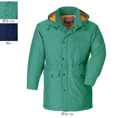 作業着 作業服 ジーベック 756 コート 5L・グリーン60