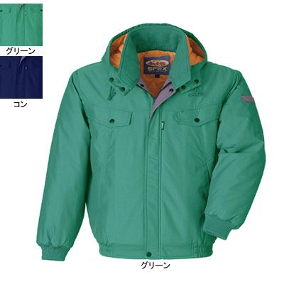 作業着 作業服 ジーベック 755 ブルゾン 4L・グリーン60