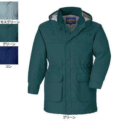 作業着 作業服 ジーベック 106 コート XL・グリーン60