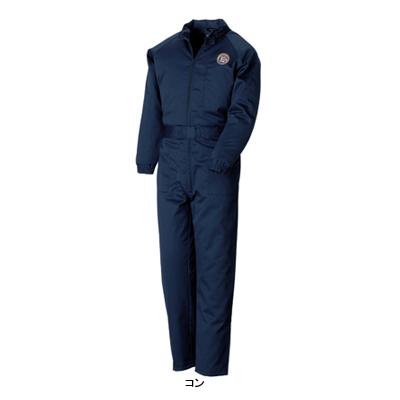 ジーベック 483 防寒続服 [表]ポリエステル65%・綿35%(ツイル)、[裏]ポリエステル100%、[中綿]ポリエステル100%