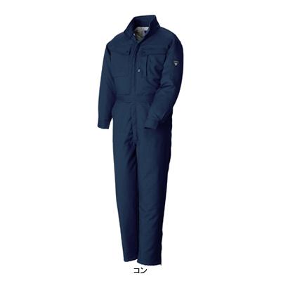 防寒着 防寒服 作業着 作業服 防寒ブルゾン ジーベック 109 防寒続服 XL