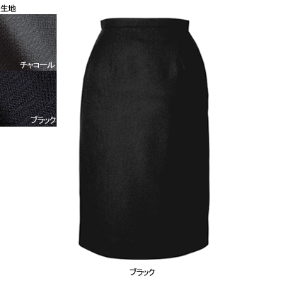 事務服 ヌーヴォ・制服・オフィスウェア ヌーヴォ 13号・ブラック1 FS462E セミタイトスカート FS462E 13号・ブラック1, 磯谷郡:968a5490 --- rakuten-apps.jp