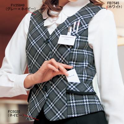 事務服・制服・オフィスウェア  ヌーヴォ FC5020 キュロットスカート 5号~19号