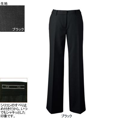 事務服・制服・オフィスウェア ヌーヴォ FP65239 パンツ 19号・ブラック9