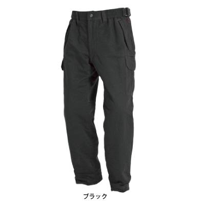 バートル 8112 防寒パンツ チノクロス 撥水加工(アクアトップ) 綿100% ホームランドリー仕様
