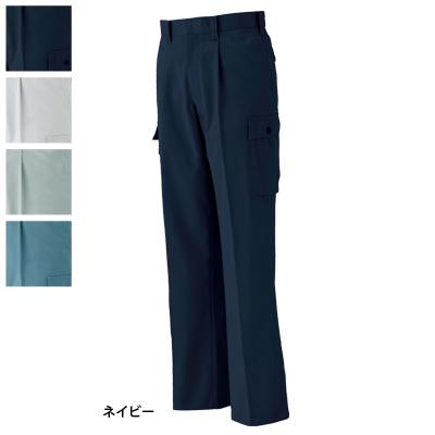 作業着 作業服 作業ズボン サンエス BC21255 ワンタックカーゴパンツ 73~88:作業服・空調服・防寒着キンショウ