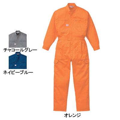 作業服 山田辰AUTO-BI 8200 EXツヅキ服 つなぎ 3L