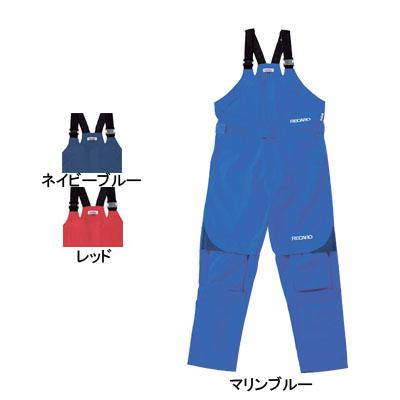作業服 山田辰AUTO-BI 8610 レカロメディカルサロペット 3L