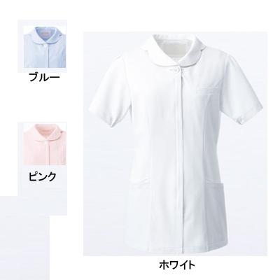 医療白衣・介護服 ソワンクレエ 2006CR チュニック S~4L