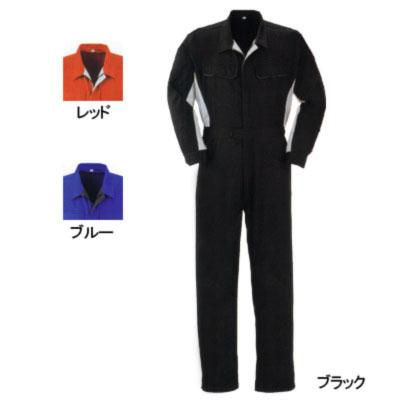 作業服・ツナギ DON 5100 ツナギ服 4L