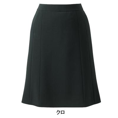 事務服・制服・オフィスウェア ピエ S3502 キテミテ体感フレアースカート 21号~29号