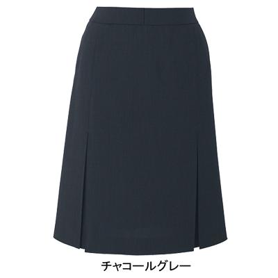 事務服・制服・オフィスウェア ピエ S3511 キテミテ体感プリーツスカート 21号~29号