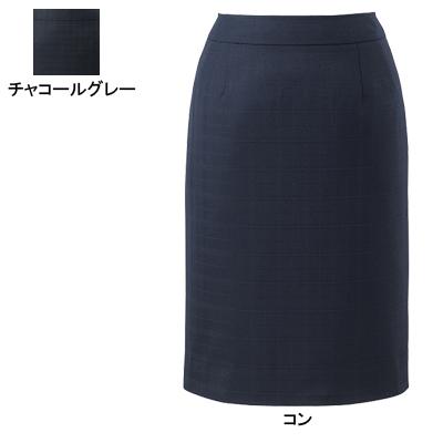 事務服・制服・オフィスウェア ピエ S8120 スカート 17号~19号