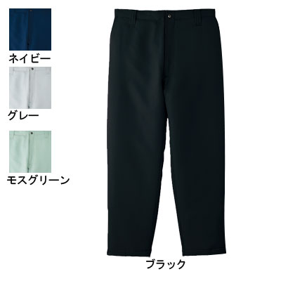 桑和 7309 防寒ズボン 撥水 表・中綿・裏:ポリエステル100%