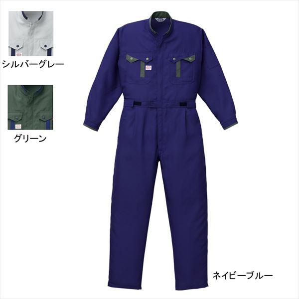 作業着 作業服・つなぎ 山田辰AUTO-BI 1-8410 ツヅキ服 3L