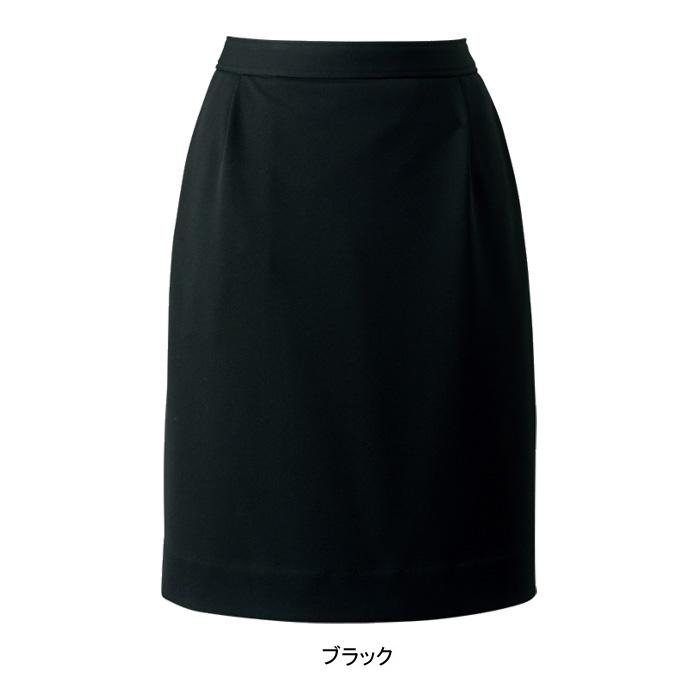 事務服・制服・オフィスウェア ヌーヴォ FS45855 タイトスカート 21号~23号