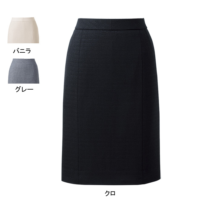 事務服・制服・オフィスウェア ピエ S4510 キテミテ体感スカート 17号~21号