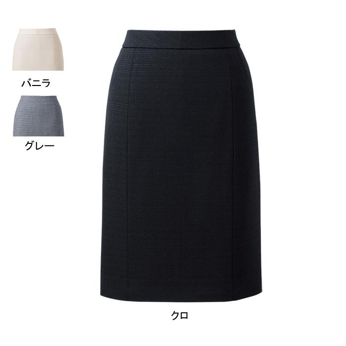 事務服・制服・オフィスウェア ピエ S4510 キテミテ体感スカート 23号~29号
