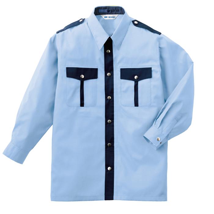 空調服 夏 警備服・防犯商品 G-best GK4162 2 長袖警備服ファン、バッテリーセット(FANBTG1)付き M~4L
