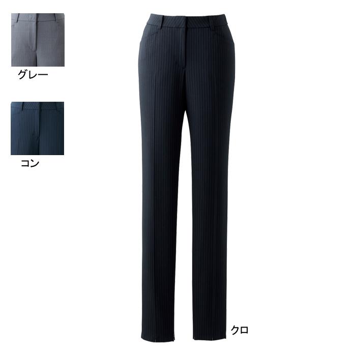 事務服・制服・オフィスウェア ピエ HCP3600 キテミテ体感パンツ(股上標準) 17号~19号