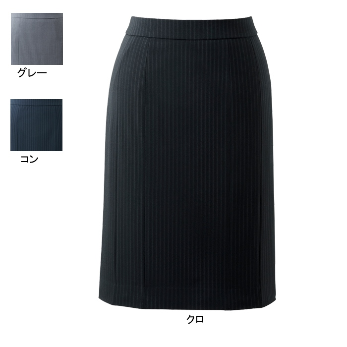 事務服・制服・オフィスウェア ピエ HCS3600 キテミテ体感スカート(52cm丈) 3号~15号