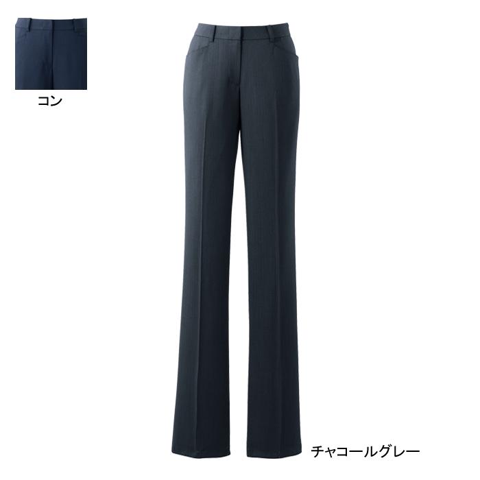 事務服・制服・オフィスウェア ピエ HCP3610 キテミテ体感パンツ(股上標準) 5号~15号