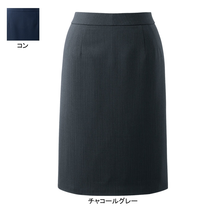 事務服・制服・オフィスウェア ピエ HCS3610 キテミテ体感スカート(52cm丈) 21号~29号