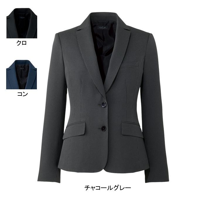 事務服・制服・オフィスウェア ピエ HCJ9660 ジャケット 17号~19号