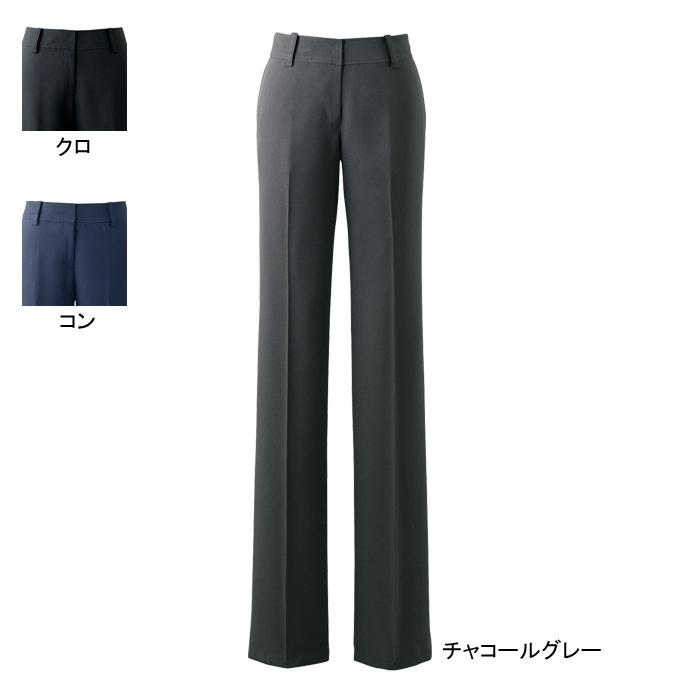 事務服・制服・オフィスウェア ピエ HCP9660 パンツ(股上浅め) 17号~19号