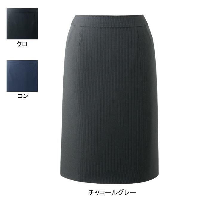 事務服・制服・オフィスウェア ピエ HCS9660 スカート(52cm丈) 21号~23号