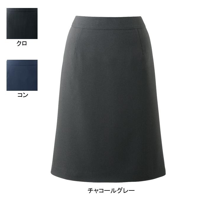 事務服・制服・オフィスウェア ピエ HCS9661 Aラインスカート(53cm丈) 21号~23号