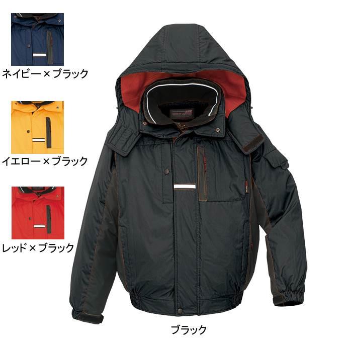 防寒着 防寒服 作業着 作業服 アイトス AZ-6061 防寒ブルゾン 4L