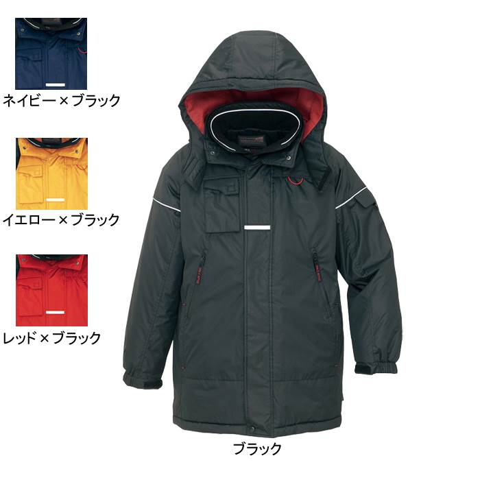 防寒着 防寒服 作業着 作業服 アイトス AZ-6060 防寒コート 4L