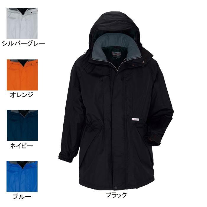 防寒着 防寒服 作業着 作業服 アイトス AZ-6160 防寒コート 4L