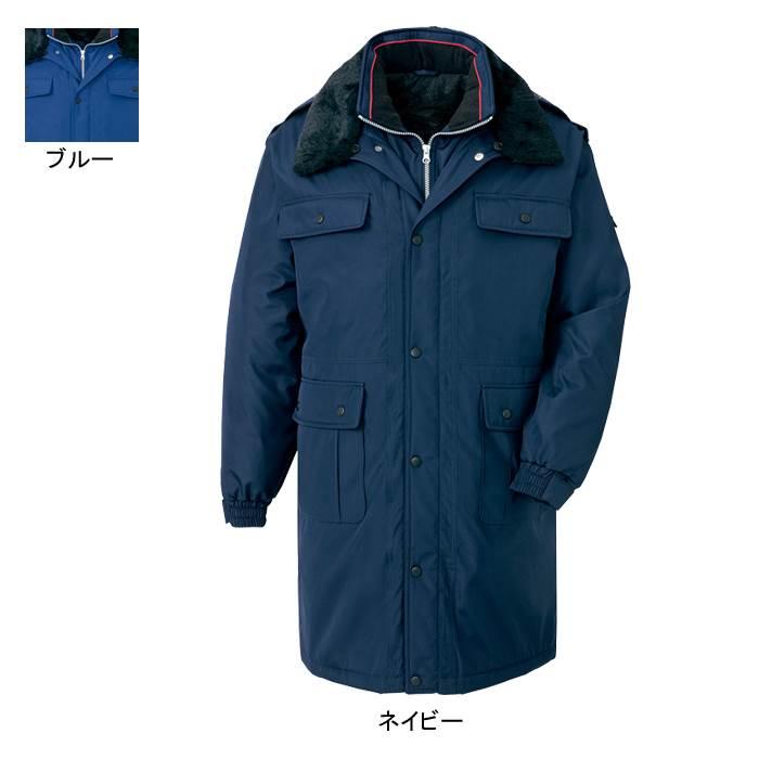 防寒着 防寒服 作業着 作業服 アイトス AZ-8466 防寒コート 5L