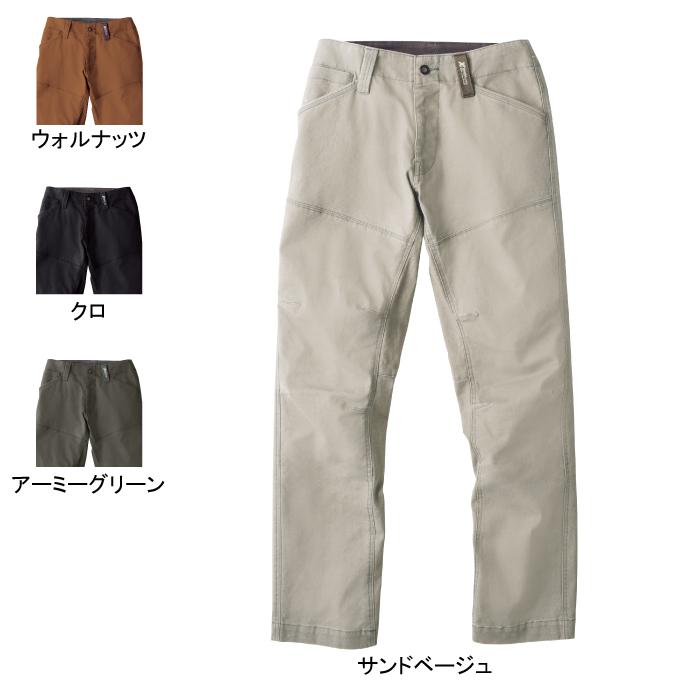 作業着 作業服 ジーベック 2172 スラックス S~5L:作業服・空調服・防寒着キンショウ