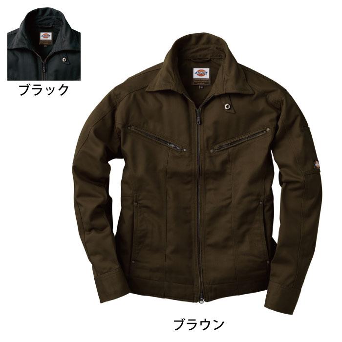 ディッキーズ D-1080 ジャケット ツイル ポリエステル65%・綿35%