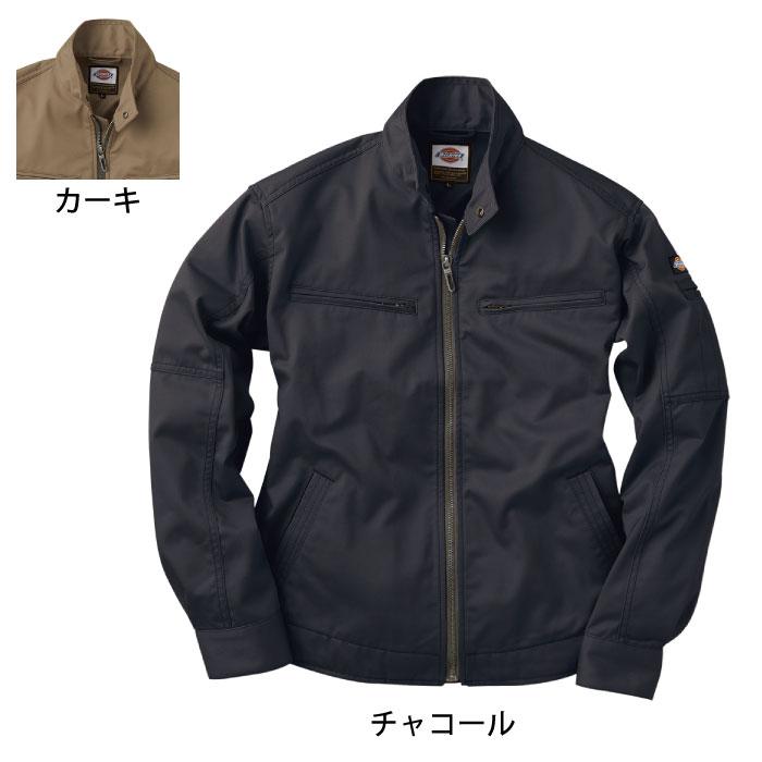 ディッキーズ D-1870 ジャケット CVCチノクロス(制電) 綿70%・ポリエステル30%