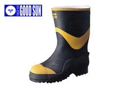 安全長靴 弘進ゴム フエルト安全半長F型 安全靴 送料無料 安全靴