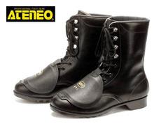 安全靴 レディース対応サイズあり 青木産業 703AP-1 ブーツ 半長靴 編み上げ