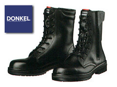 【スーパーSALE!】安全靴 ドンケル DONKEL ドンケルコマンド R2-04T レディース ブーツ 半長靴 編み上げ