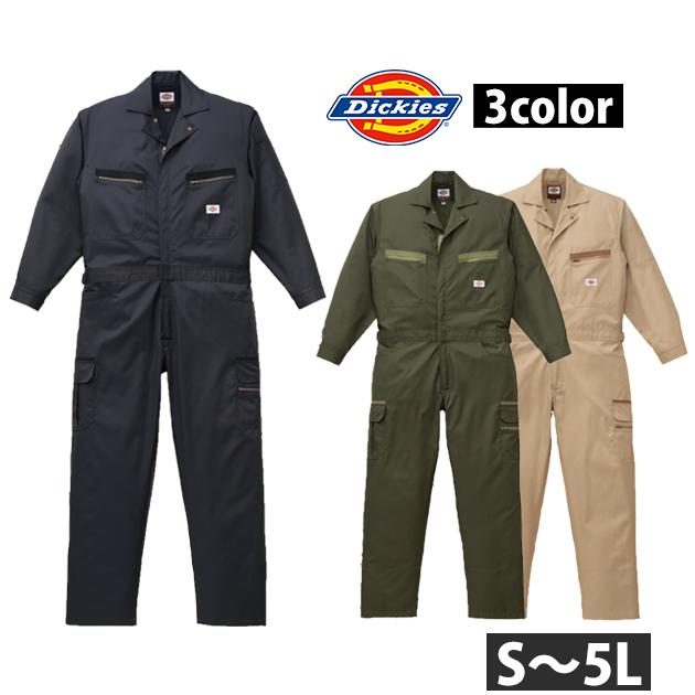3L~5L|Dickies|ディッキーズ|作業服|年間物ツヅキ服 21-1301