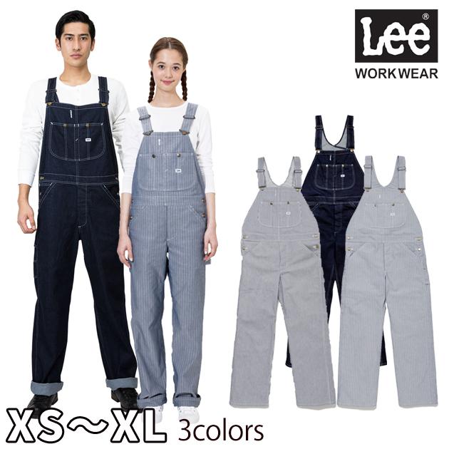 Lee|リー|通年作業服|オーバーオール LWU39002