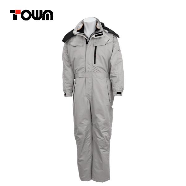【5L】【TSDESIGN(藤和)】【秋冬作業服】防寒ツナギ 7620
