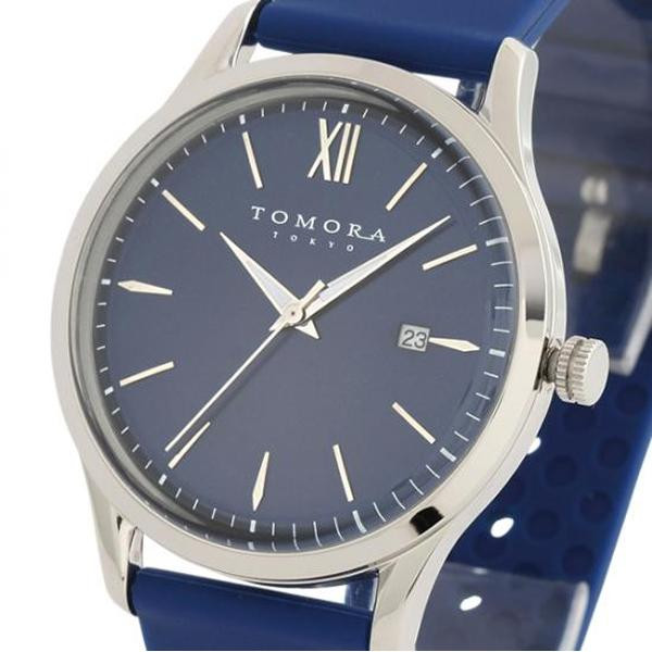 TOMORA TOKYO(トモラ トウキョウ) 腕時計 T-1605-SBL【送料無料】